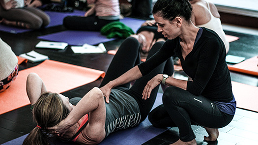 December 2020 : Online Pilates Mat Level 1 Teacher Training (Sat 3-5pm/Sun1-3pm)