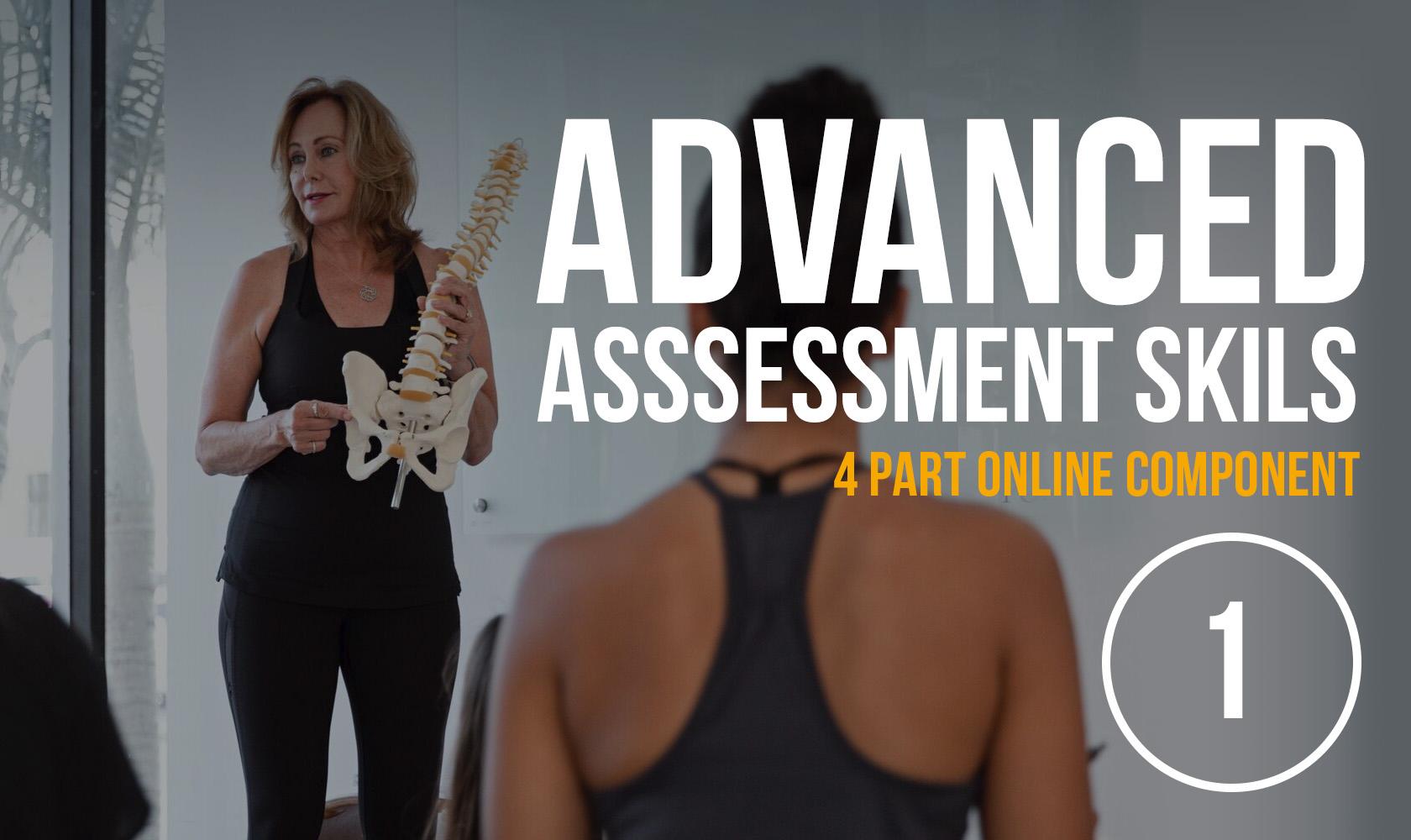 Assessment Skills I (Online Lectures)